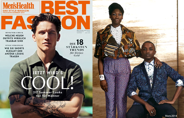 Men's Health - Best Fashion