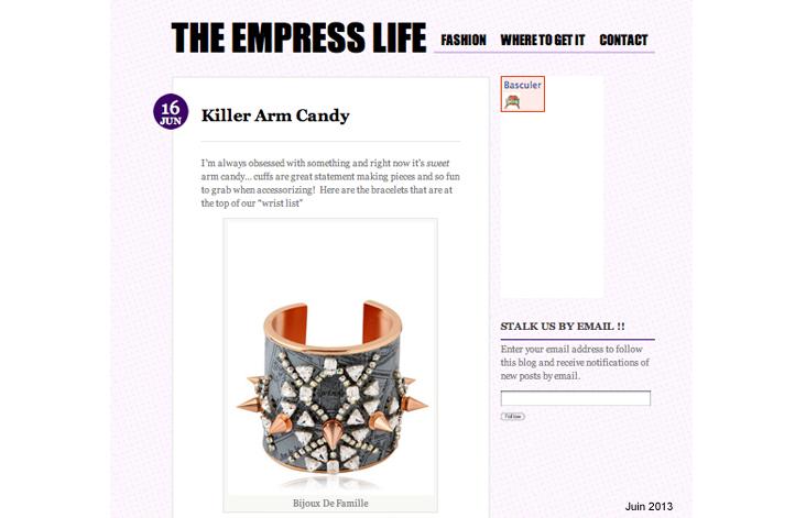 The Empress Life