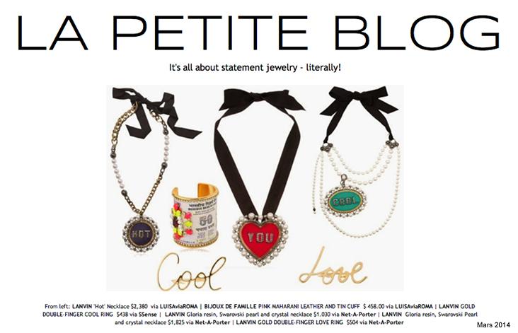 La Petite Blog