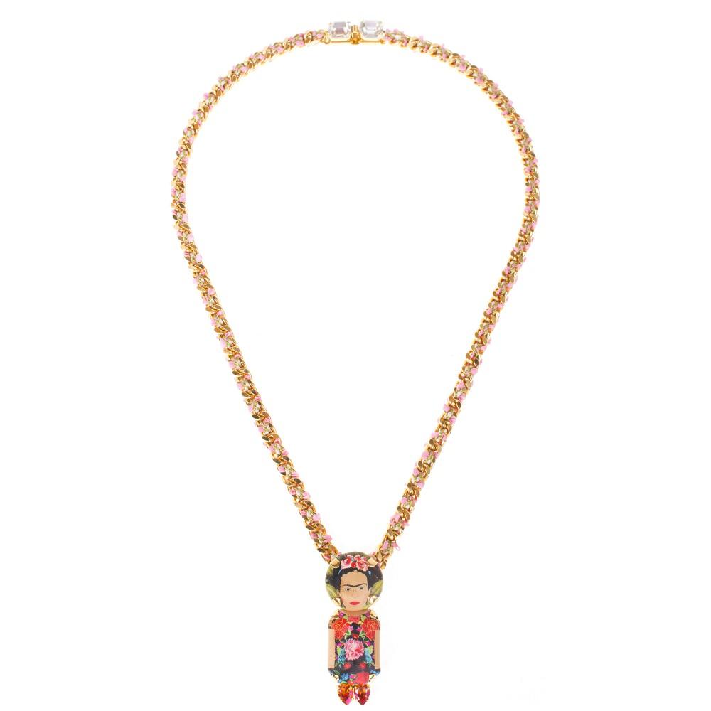 Arty Ribbon Necklace