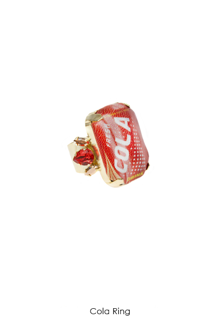 Cola Ring-SS18 Collection-Bijoux de Famille