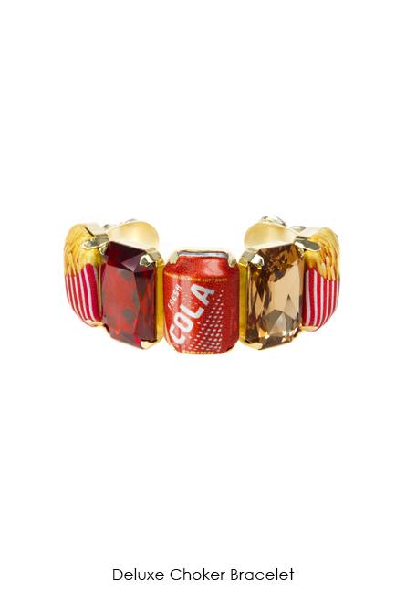 Deluxe Choker Bracelet-SS18 Collection-Bijoux de Famille