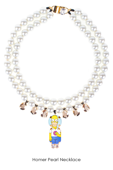 Homer Pearl Necklace