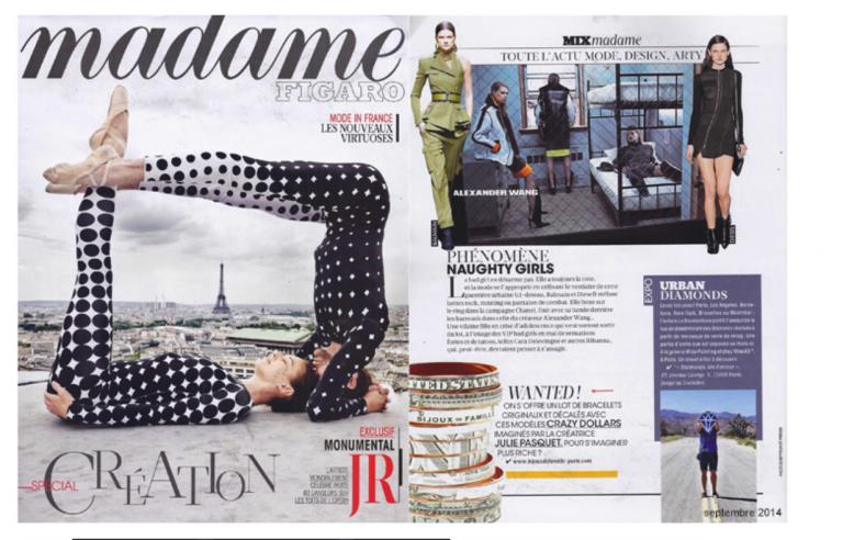 Madame Figaro 2014