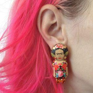 Boucles Frida Pendant Bijoux de Famille