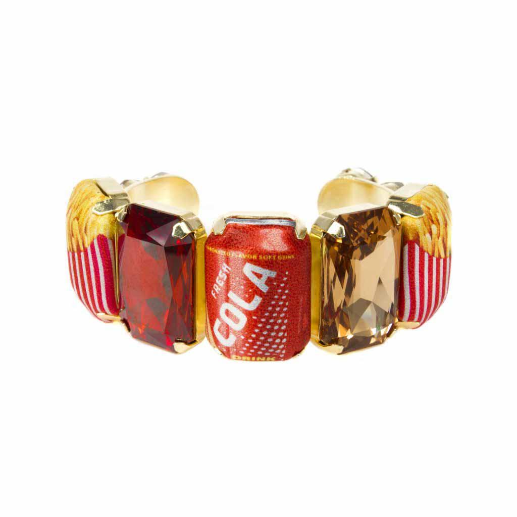 Deluxe Chocker Bracelet