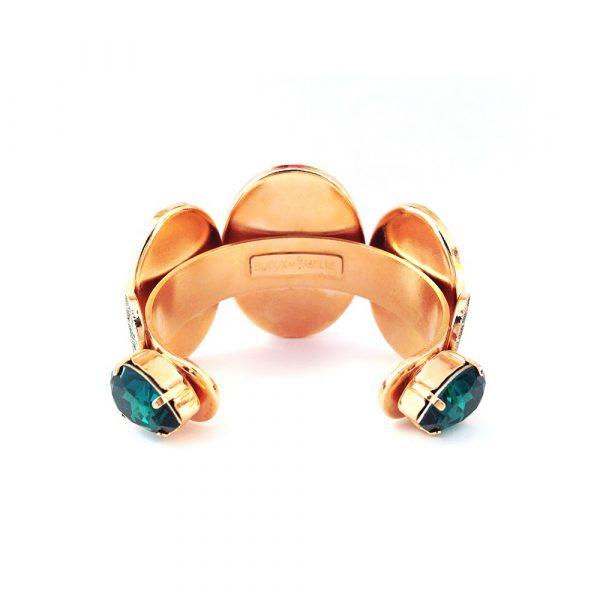 Bracelet Chocker Crazy Dollar -Bijoux de Famille