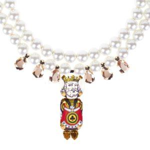 Collier King Pearl -Bijoux de Famille
