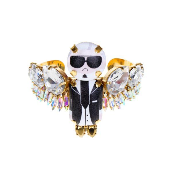 bracelet-karl-large-wings-chocker-bijoux-de-famille