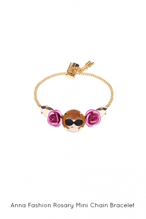 anna-fashion-rosary-mini-chain-bracelet-Bijoux-de-Famille