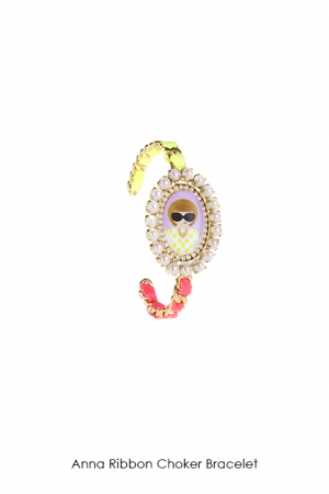 anna-ribbon-choker-bracelet-Bijoux-de-Famille