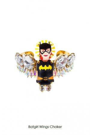 batgirl-wings-choker-Bijoux-de-Famille