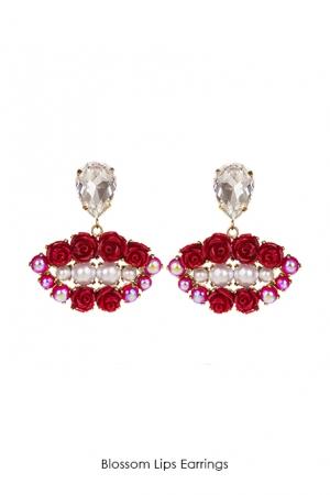 blossom-lips-earrings-Bijoux-de-Famille