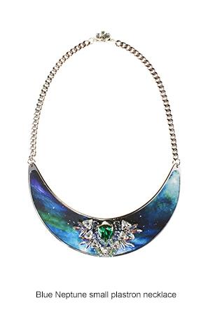 blue-neptune-small-plastron-necklace-Bijoux-de-Famille