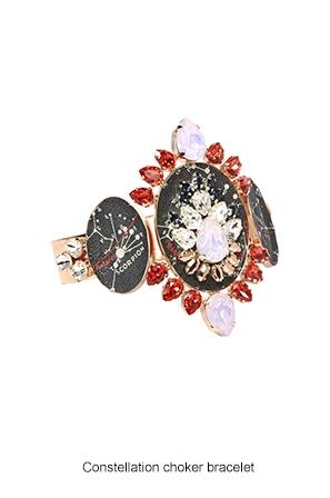 constellation-choker-bracelet-Bijoux-de-Famille