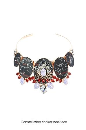 constellation-choker-necklace-Bijoux-de-Famille