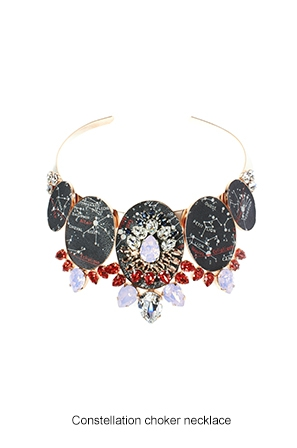 constellation-choker-necklace-Bijoux-de-Famille