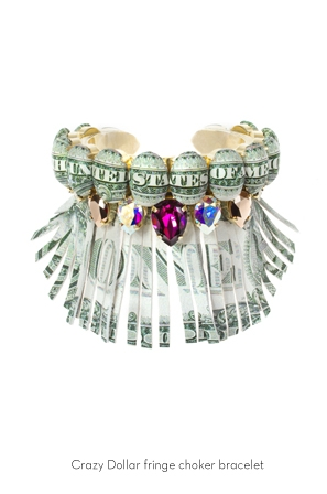 crazy-dollar-choker-bracelet-Bijoux-de-Famille