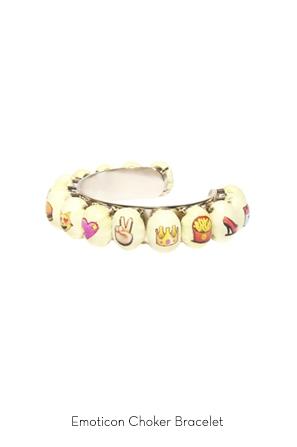 emoticon-choker-bracelet-Bijoux-de-Famille