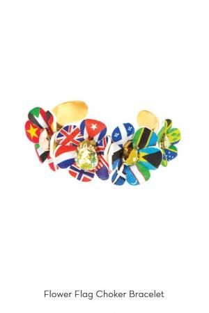 flower-flag-choker-barcelet-Bijoux-de-Famille