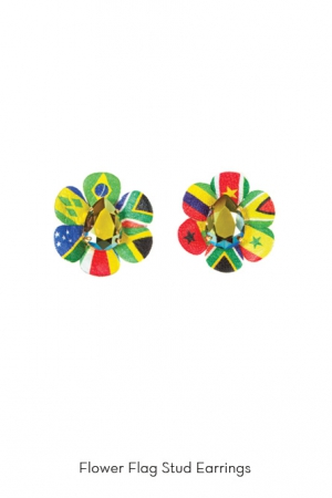 flower-flag-stud-earrings-Bijoux-de-Famille