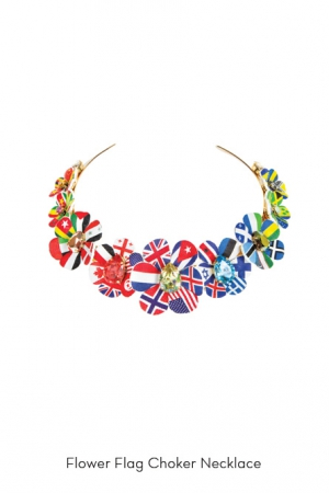 flower-flag-choker-necklace-Bijoux-de-Famille