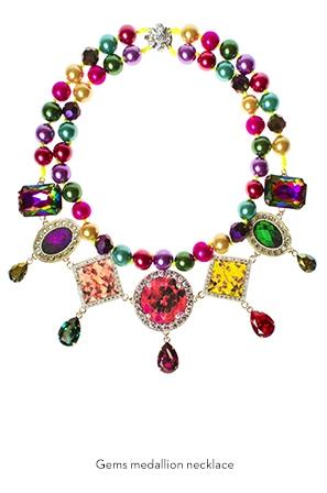 gem-medallion-necklace-Bijoux-de-Famille
