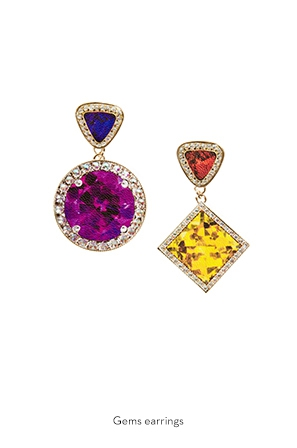 gems-earrings-Bijoux-de-Famille