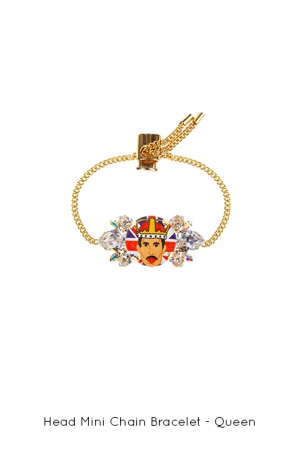 head-mini-chain-bracelet-queen-Bijoux-de-Famille