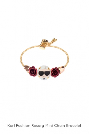 karl-fashion-rosary-mini-chain-bracelet-Bijoux-de-Famille