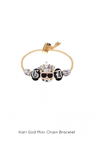 karl-god-mini-chain-bracelet-Bijoux-de-Famille