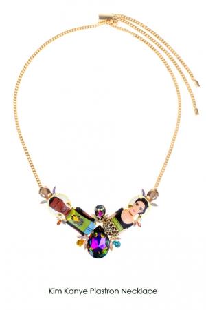 kim-kanye-plastron-necklace-Bijoux-de-Famille
