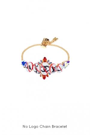 no-logo-chain-bracelet-Bijoux-de-Famille