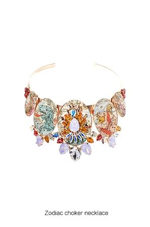 pearl-zodiac-choker-necklace-Bijoux-de-Famille