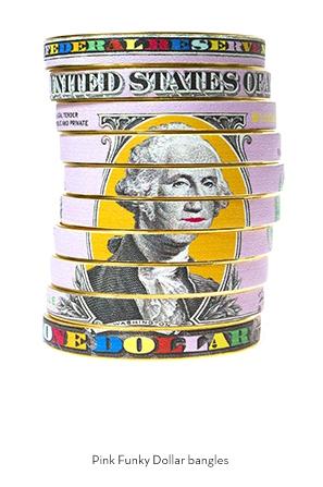 pink-funky-dollar-bangles-Bijoux-de-Famille