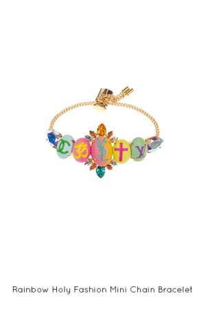 rainbow-holy-fashion-mini-chain-braclet