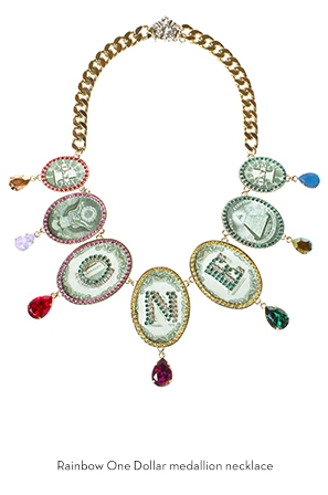 rainbow-one-dollar-medallion-necklace-Bijoux-de-Famille