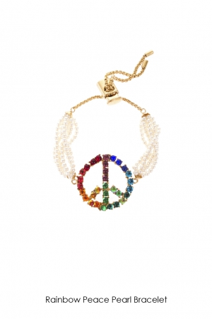 rainbow-peace-pearl-bracelet-Bijoux-de-Famille