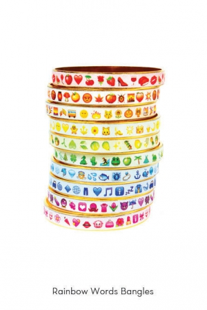 rainbow-words-bangles-Bijoux-de-Famille