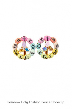 rainbow-holy-fashion-peace-shoe-clip-Bijoux-de-Famille