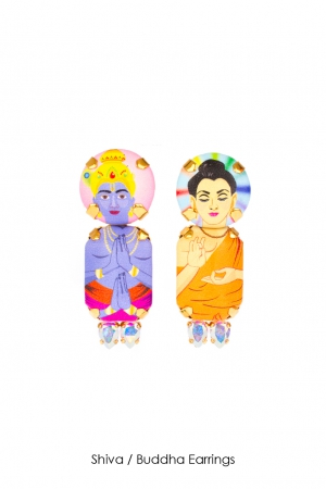 shiva-buddha-earrings-Bijoux-de-Famille