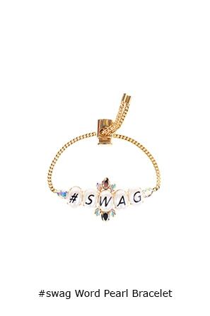 swag-word-pearl-bracelet-Bijoux-de-Famille