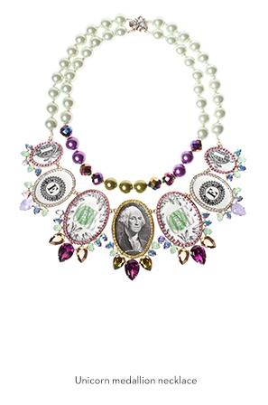 unicorn-medallion-necklace-Bijoux-de-Famille