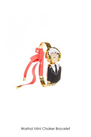 warhol-mini-choker-bracelet-Bijoux-de-Famille