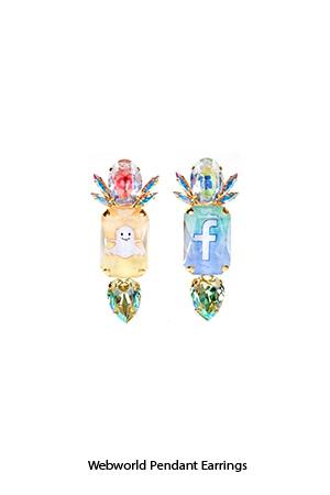 webworld-pendant-earrings-Bijoux-de-Famille