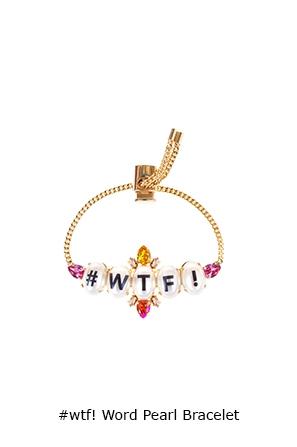 wtf-word-pearl-bracelet-Bijoux-de-Famille