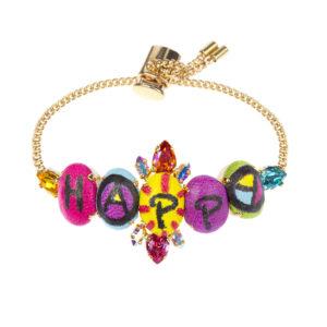 MiniChainHappy-bracelet-Bijoux-de-Famille