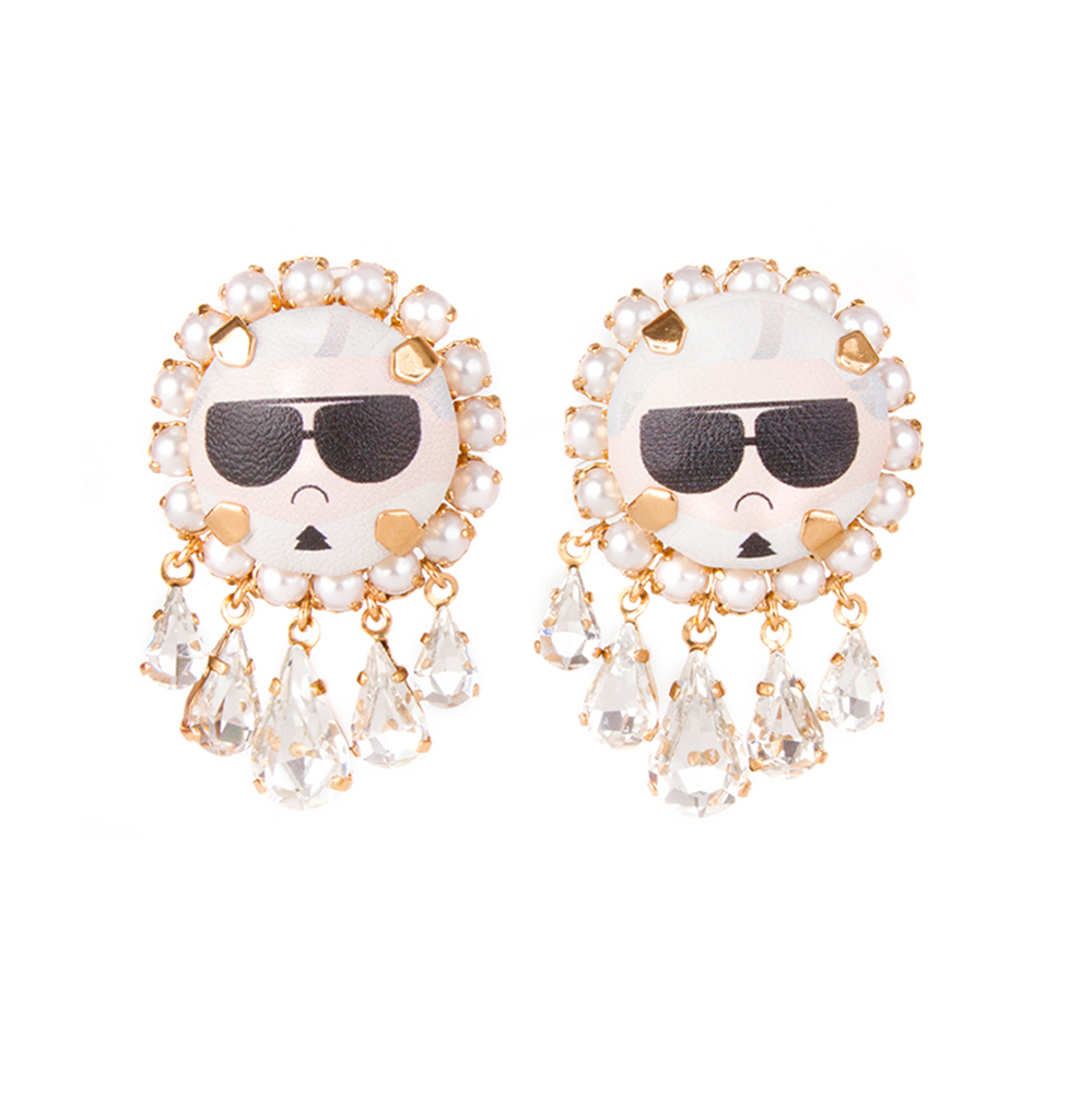 Boucles d'oreilles Fashion Chandelier