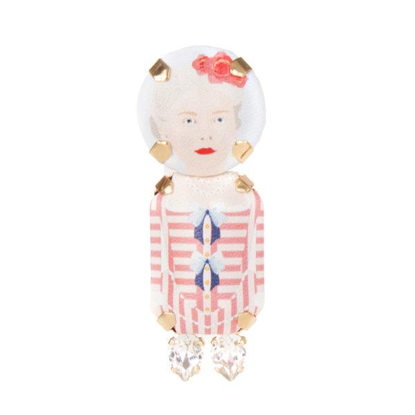 Marie-Antoinette-Brooch