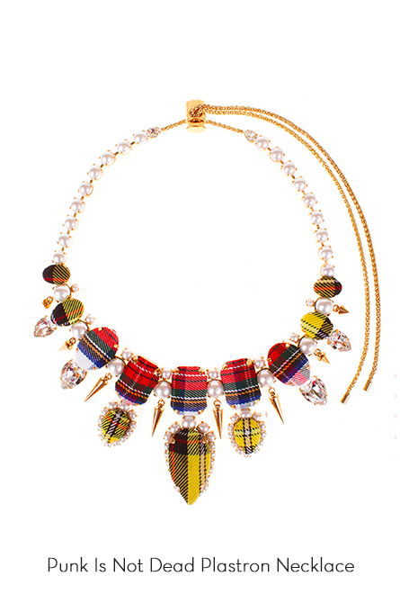 Punk-Is-Not-Dead-Plastron-Necklace-Bijoux-de-Famille